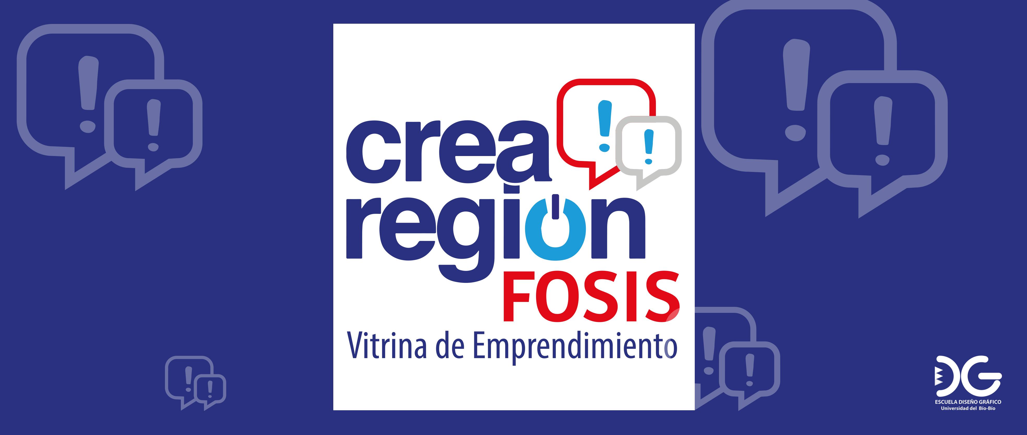 Mañana inicia programa «Crea Región FOSIS. Vitrina de Emprendimiento»