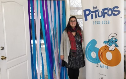 Exposición «Los Pitufos 60 años»