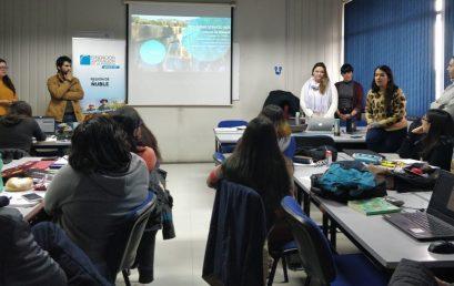 Diseño Gráfico UBB y  Programa Servicio País Ñuble 2019