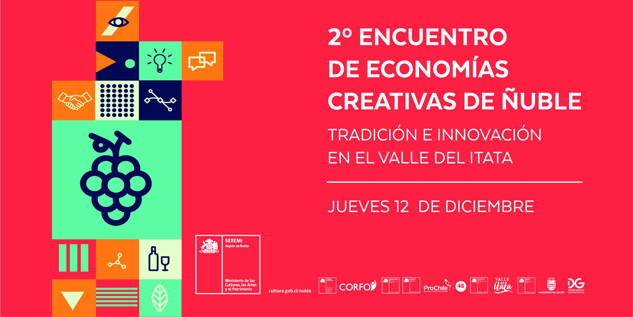 Segundo Encuentro de Economías Creativas